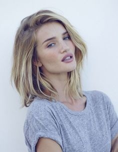 Rosie Huntington-Whiteley opts for drastic new bob - Photo 2 | Celebrity news in hellomagazine.com