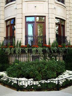 Fall Windowbox