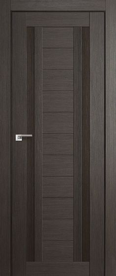 Gray Crosscut Interior Door - For the Home - Door Design