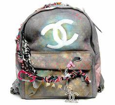 Chanel bookbag