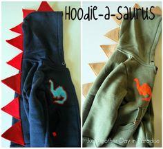 Hoodie-a-saurus