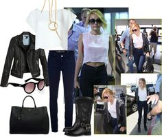 """""""Miley Cyrus - style *"""" by en4e ❤ liked on Polyvore"""