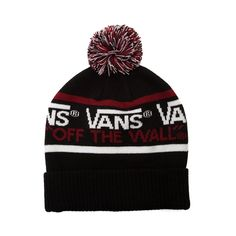 Put a cap on your wintry weather wardrobe with the new Beanie Up Beanie from Vans! The Vans Beanie Up Beanie sports exterior Vans logo branding with a cuffable, rib knit hem, adorned with a trendy multicolored pom pom. Available for shipment in October; Available only at Journeys!