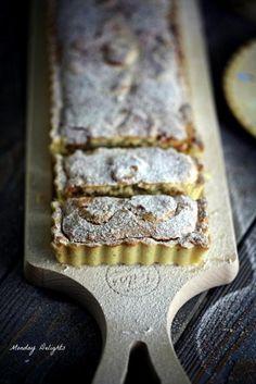 Норвежский пирог с миндалем и кардамоном - Fyrstekake