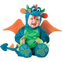 toddler dinky dragon costume for infants