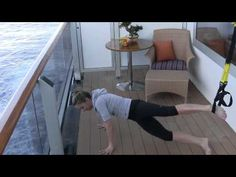 ▶ Inner Thigh TRX Workout - from a Cruise Ship! - YouTube