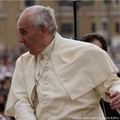 #PopeFrancis during his weekly audience in St. Peter's Square. #Rome #Vatican #Catholic #Church
