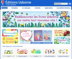 Bonjour tout le monde! The new 'Éditions Usborne' (our French imprint) website is now live at www.usborne.fr. Francophiles can also follow on Facebook: www.facebook.com/editionsusborne #french #children's #books The Marketing, Conte, Children's Books, French, Shit Happens, Website, Facebook, Pictures, Peek A Boos