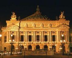 Opera Garnier Paris | France