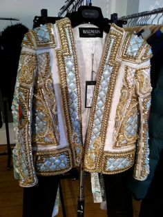a moment of silence because this is balmain