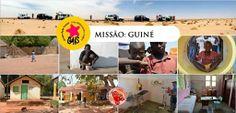 Os Lazy Millionaires através do seu Grupo de Acção Social, GAS, irão proceder a uma acção de caracter humanitária na Guiné Bissau! Saber aqui-> http://www.luispatrao.net/blog/misso-guin-bissau-gas-lazy-millionaire