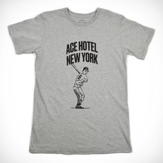 New York Home Base Shirt – Ace Hotel Shop