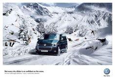 45 Amazing Car Print Ads Around The World