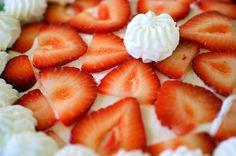 strawberry chiffon shortcake