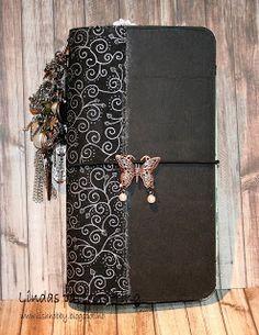 Lindas papercrafting: Faux dori