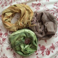 """Spring Scarf Bundle Perfect for spring: 3 lightweight scarves. *Lime green Forever 21 scarf with sparkly lurex threads. 72"""" x 20"""". *Taupe and yellow unbranded scarves, both 60"""" x 24"""". All like new!  Yes, these can be separated. Just ask :) Thanks for looking! None Accessories Scarves & Wraps"""