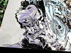 Ink, Lazzaro/ Edu on ArtStation at https://www.artstation.com/artwork/V8bag