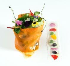 Restaurant Arzak maakt van je eten een echt kunstwerk #sansebastian #sprankelendspanje