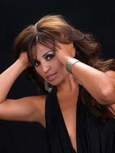Elida Reyna from my hometown of Mercedes, TX!!! The new Queen of Tejano music!