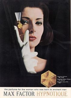Hypnotique-Max Factor-1961