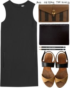 """Frontin'"" by youadorejanee on Polyvore"