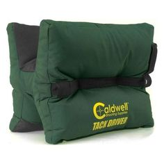 Caldwell Tack Driver Bag The most user-friendly and effective one-piece shooting bag takes the place of two You can use the Tack Driver almost