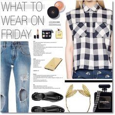 How To Wear What to Wear on Friday Outfit Idea 2017 - Fashion Trends Ready To Wear For Plus Size, Curvy Women Over 20, 30, 40, 50
