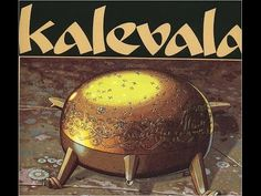 Kalevala 1 Johdanto - YouTube Finland, Mythology, Youtube, Holidays, Craft, School, History, Hand Crafts, Holidays Events