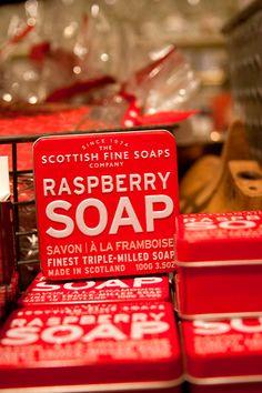 Raspberry Soap   wastonkennedy.com