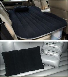 Car Travel Inflatable Mattress Car Inflatable Bed Car