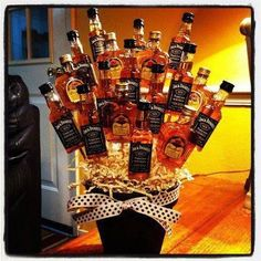 If someone gave me this I would love them forever! Maybe a little more if they threw in extra Jack. :)