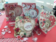 Valentine Bingo Banners Valentine Bingo, Valentine Crafts, Valentines Day, Bingo Cards, Altered Art, Handmade Cards, Banners, Sewing Patterns, Hearts