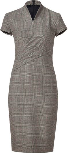 Ralph Lauren Collection Douglas Dress. For when I fantasize that I'm a rich, sexy lady lawyer.