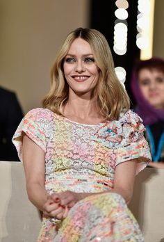 Vanessa Paradis Photos - Jury Member Vanessa Paradis attends the Opening Gala Ceremony during The 69th Annual Cannes Film Festival on May 11, 2016 in Cannes, France. - Opening Gala Ceremony - The 69th Annual Cannes Film Festival