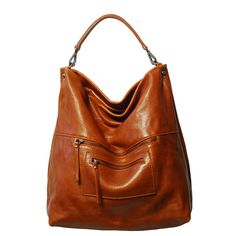 Very similar to the diaper bag raini got me, mine is more yellow of a brown