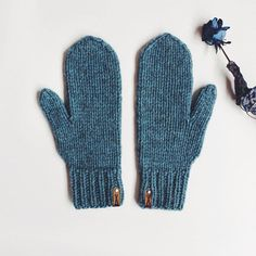 варежки / mittens / knit / knitting / knitted / /// sequoyah.ru   instagram - sequoyah22