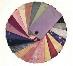 """""""1930's Color Palettes 01"""""""