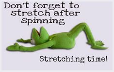 Stretch, Stretch ;)