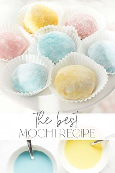 Desserts For A Crowd, Asian Desserts, Easy Desserts, Asian Recipes, Delicious Desserts, Dessert Recipes, Yummy Food, Filipino Desserts, Recipe For Mom