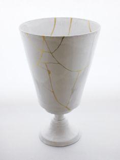 小石原さんの金継ぎ  #ceramics #pottery #japan