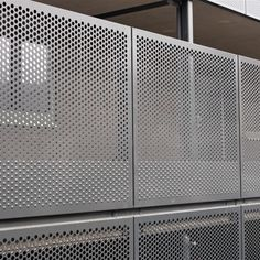 perfor staal wand Balcony Grill Design, Balcony Railing Design, Staircase Design, Gate Design, Facade Design, Door Design, Grill Gate, Metal Room Divider, Metal Grill