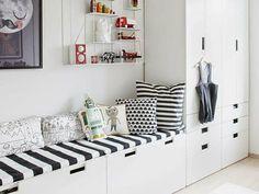 IKEA HACKS FOR KIDS - Stuva long bench