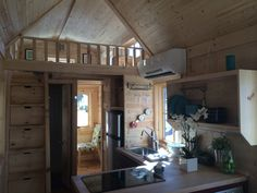 Tumbleweed Cypress 24 Equator - Tumbleweed Tiny House Company builds some of the best and most well constructed tiny houses you will find. They were my first introduction to tiny houses.