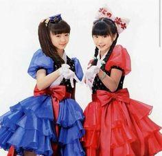 Moa & Yui: Black Babymetal