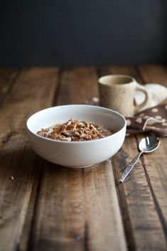 Naturally Ella | Pumpkin Pie Millet Porridge | Naturally Ella
