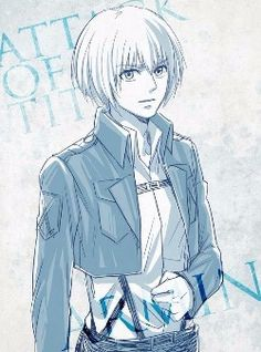 Armin Arlert - Attack on Titan - Image - Zerochan Anime Image Board Armin Snk, Eren And Mikasa, Ereri, Snk Annie, Attack On Titan Art, Fanart, Images Gif, Matching Icons, Manga Anime