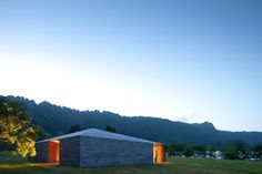 Beatiful - Building In Lagoa das Furnas (a lake on the Azores, Portugal) / Aires Mateus
