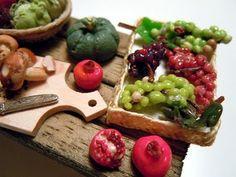 Via The Mini Food Blog. Minis by Natalia of MiniAcquoline.