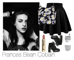 A day with Frances Bean Cobain by senpaikohaii on Polyvore featuring мода, Boohoo, H&M and Wet Seal