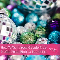 How To Turn Your Google Plus Profile From Blah to Fantastic Email Marketing Strategy, Social Media Marketing, Social Media Design, Social Media Tips, Google Apps For Work, Plus Market, Media Smart, Google Hangouts, Jobs